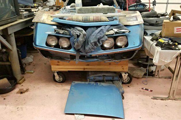 Pandora's Big Block: 1971 Chevrolet Corvette
