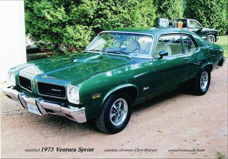 Handsome Hatchback 1973 Oldsmobile Omega