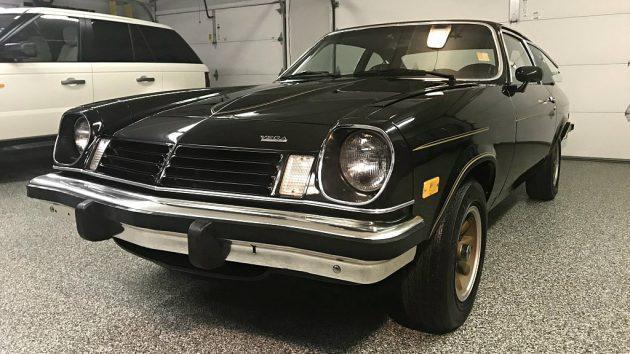 989 Miles: 1975 Cosworth Vega