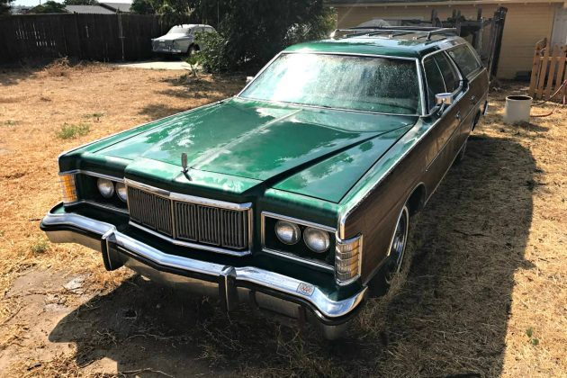 Big Block Merc: 1977 Mercury Marquis Colony Park