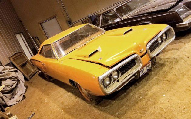 Massive Muscle Car Stash In South Dakota!