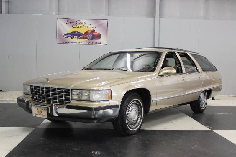 Cadillac Drag 1996 Buick Roadmaster Wagon