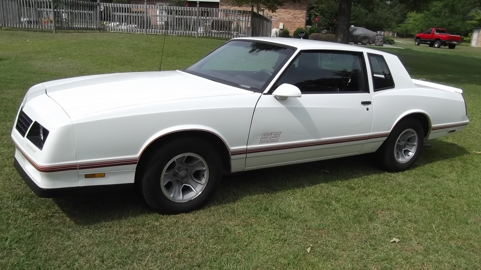Not For Parts: 1987 Chevrolet Monte Carlo SS