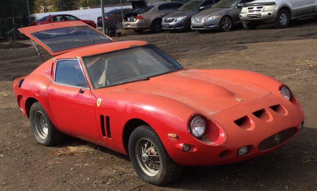 Fauxrrari! McBurnie Replica Ferrari 250 GTO
