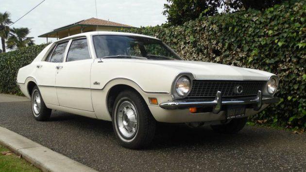 The Right Attitude: 1972 Ford Maverick
