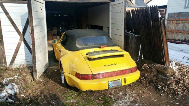 Mystery 911 Porsche Part 1