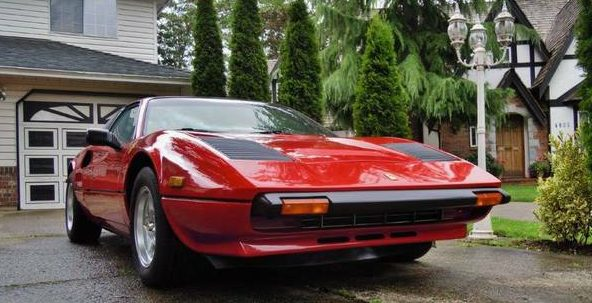 Fool The Neighbors: Ferrari 308 GTBi Kit