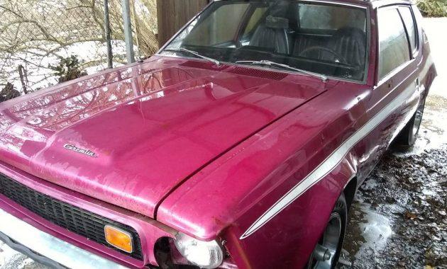 It's Got Badonkadonk: 1973 AMC Gremlin V8 304