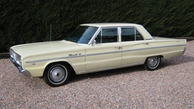 Father Of The King: 1966 Dodge Coronet