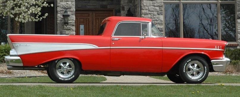 1957 Chevrolet El Camino Prototype