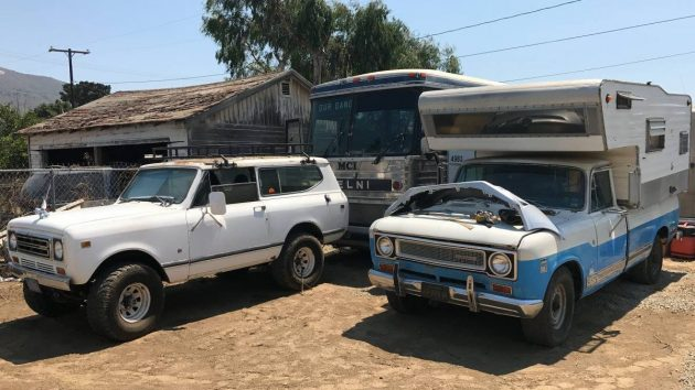 31 Vintage Southern California Cars and Trucks - Barn Finds
