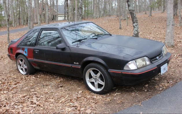 Road Legal! Todd's One-Owner 232k 1989 Ford Mustang LX 5.0