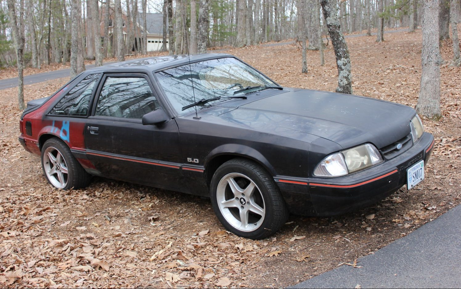 Road Legal Todd S One Owner 232k 1989 Ford Mustang Lx 5 0