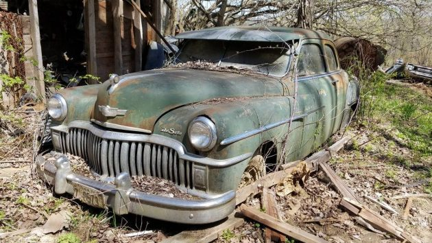 Wisconsin Woods Find! Multiple Cars For Sale