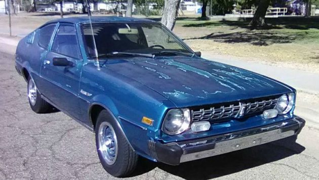 One Family Owned: 1976 Plymouth Arrow