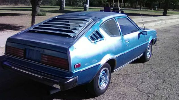 One Family Owned 1976 Plymouth Arrow
