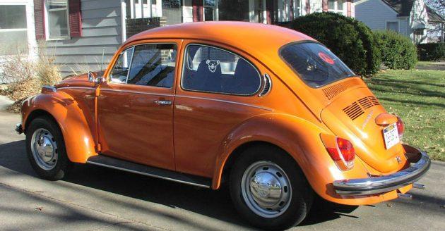 original paint  vw super beetle