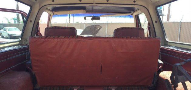 Two Wheel Drive K5 1978 Chevy Blazer