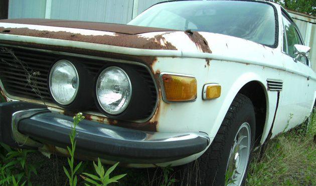 Dismantle or Save: 1972 BMW 3.0CS
