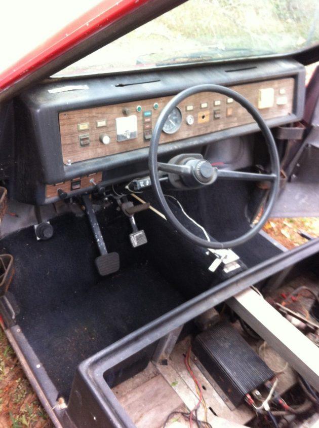Cool Commuter: 1980 Vanguard-Sebring Comuta-Car