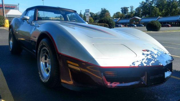 Last Year C3 Survivor: 1982 Corvette