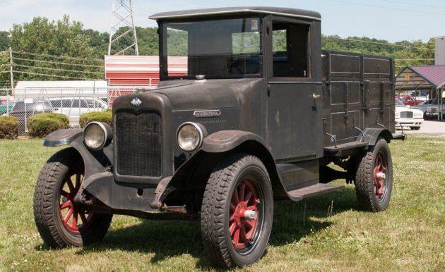 Still Needs A Home: 1923 International Harvester Model S