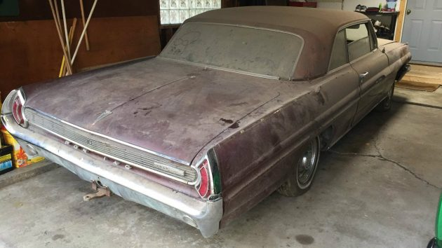 One of sixteen 1962 pontiac gp super duty barn find super duty two words that will thrill most pontiac fans at one point in time according to this article it was believed that the 1962 421 super duty sciox Choice Image