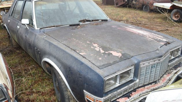 Car Chase Candidate: 1982 Plymouth Gran Fury on