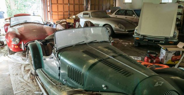 Could This Be The Greatest Barn Find Ever