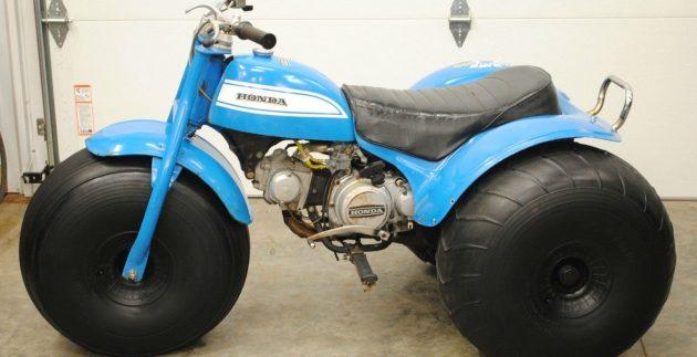 Honda Four Wheelers For Sale >> ATV Trail Blazer: 1970 Honda ATC 90