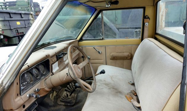 Built for the Trades: 1981 Jeep J20