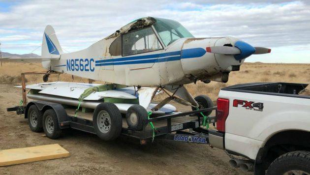Flew To Church: 1953 Piper Super Cub