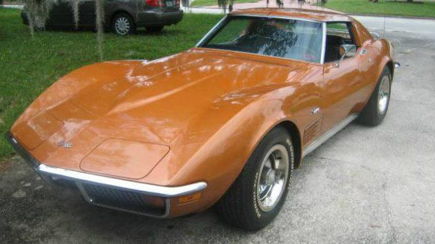 One Owner Survivor! 1972 Chevrolet Corvette