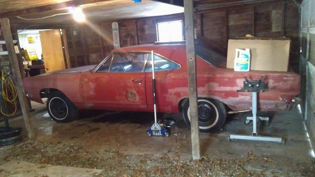 Project B-Body: 1968 Plymouth Road Runner