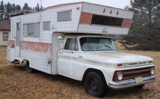 Ron's Ronco: 1965 Chevrolet C20 Camper
