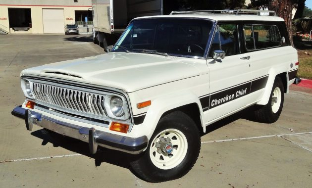2018 Jeep Grand Wagoneer >> Cleanest Example? 1978 Jeep Cherokee Chief