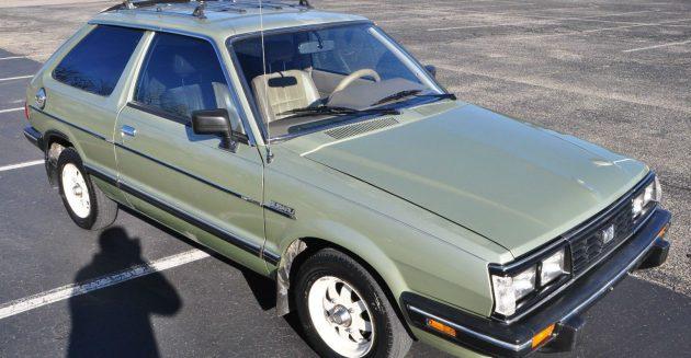 Subaru Impreza Roof Rack >> Rust-Free 4WD Hatch: 1985 Subaru GL