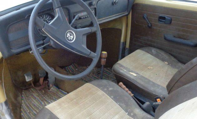 Estate Acquisition: 1974 VW Beetle Sun Bug