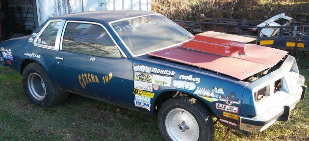 Pro Street Past: 1980 Pontiac Sunbird