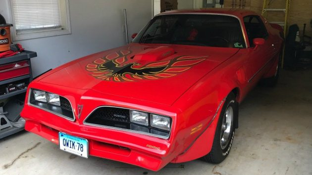 30 Year Owned: Survivor 1978 Pontiac Trans Am
