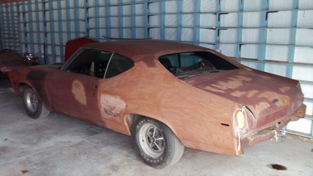 48k Documented Miles: 1969 Chevelle SS 396