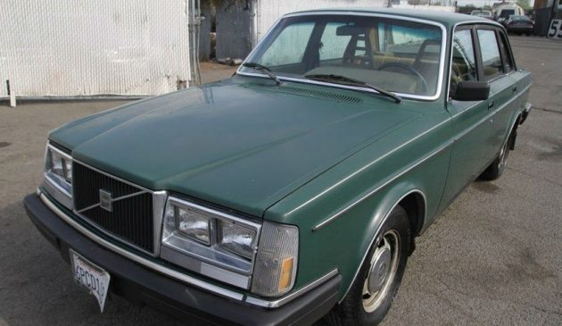 Too Nice to Donate: 1983 Volvo 240 DL