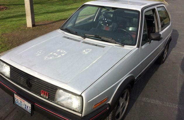 Two Owner 16 Valve: 1987 VW GTI