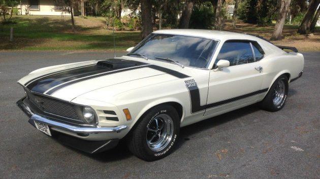 Car Auction Near Me >> Survivor! 1970 Boss 302 Mustang