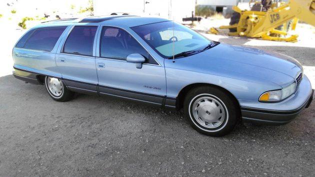 $5,900 Hauler: 1991 Oldsmobile Custom Cruiser