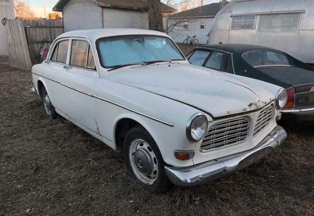 Swedish Project 1966 Volvo 122
