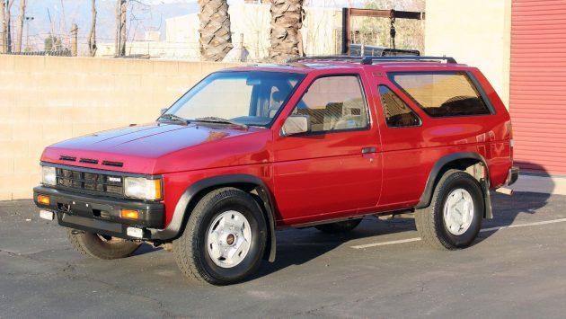 30-Year Old Gem: 1988 Nissan Pathfinder 4x4