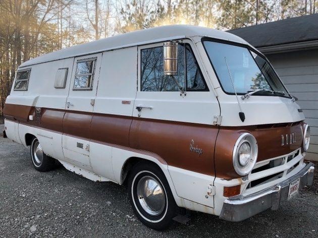 Dodge Vantastic! 1969 Xplorer 21