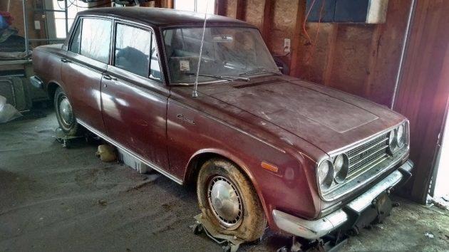 Barn Find: 1967 Toyota Corona Deluxe 1900