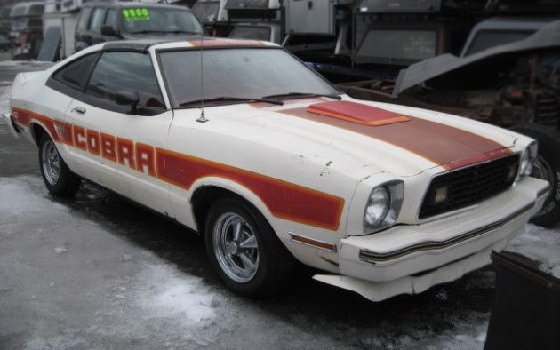 Cobra Comparision: 1977 Ford Mustang Cobra II